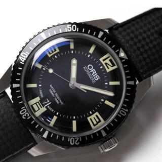 オリス(ORIS)のtaka4様専用 極美品 激安 オリス ORIS ダイバーズ 65 国内正規品(腕時計(アナログ))