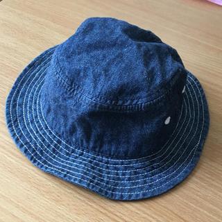 キッズフォーレ(KIDS FORET)のデニム帽子 52 キッズフォーレ(帽子)
