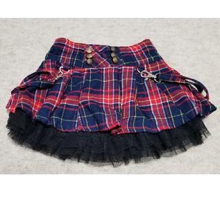 スキップランド(Skip Land)の可愛いスカート size80(スカート)