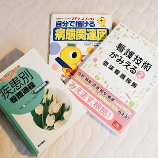 ニホンカンゴキョウカイシュッパンカイ(日本看護協会出版会)の看護実習安心セット(参考書)
