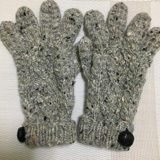 るみ様専用           MAGEE/アイルランド製/ウール100%/手袋(手袋)
