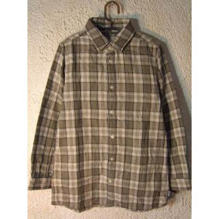 1545 アールニューボールド 長袖 チェック BDシャツ 人気
