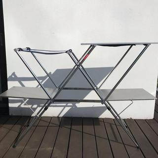 ユニフレーム(UNIFLAME)のユニフレーム キッチンスタンドII(テーブル/チェア)