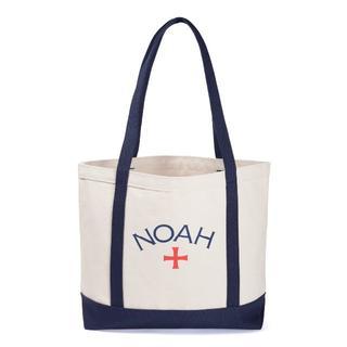 シュプリーム(Supreme)のNOAH NYC 2018 18 SS Tote Bag Navy トートバッグ(トートバッグ)
