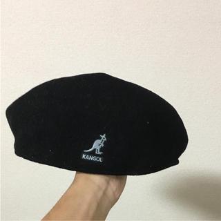 カンゴール(KANGOL)のyuiさん専用 カンゴール ハンチング(ハンチング/ベレー帽)