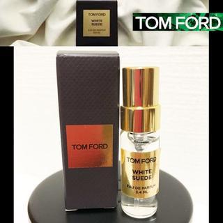 トムフォード(TOM FORD)の◆新品TOM FORD◆香水フレグランス WHITE SUEDEホワイトスエード(ユニセックス)