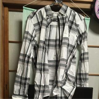 ジーユー(GU)のGU シャツ(Tシャツ(長袖/七分))