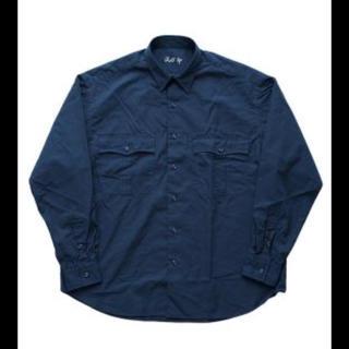 ポータークラシック  ロールアップシャツ porter classic(シャツ)