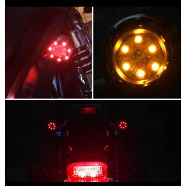 バイク ウィンカー 自動車/バイクの自動車(汎用パーツ)の商品写真