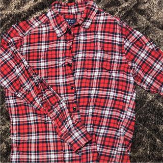 ネイビープロデュース(Navy produce)のチェックシャツ(シャツ/ブラウス(長袖/七分))