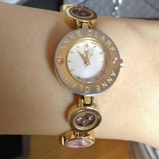 アンクラーク(ANNE CLARK)のアンクラーク ブレスレットウォッチ(腕時計)