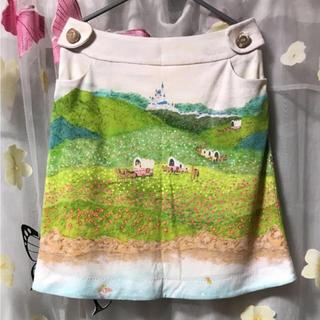 フランシュリッペ(franche lippee)のフランシュリッペ♡スカート (ひざ丈スカート)