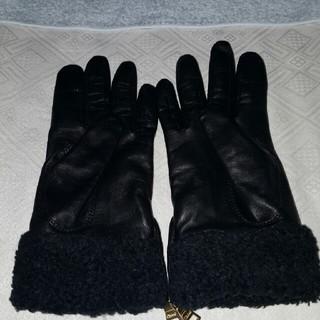 クロエ(Chloe)のレザーグローブ(手袋)
