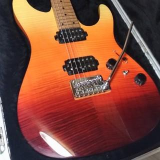 アイバニーズ(Ibanez)のIbanez AZ242F Tequila Sunrise Gradation(エレキギター)