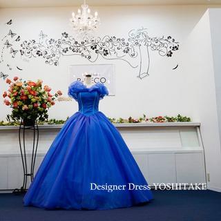 ウエディングドレス シンデレラ 披露宴/二次会(ウェディングドレス)