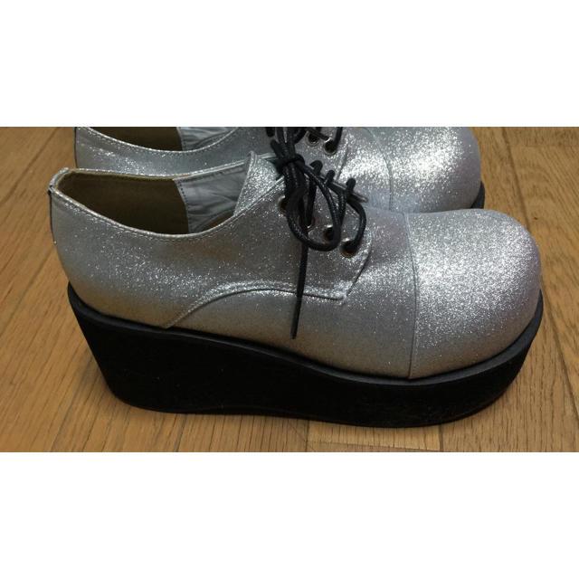 【土日限定お値下げ!!】厚底スニーカー  レディースの靴/シューズ(スニーカー)の商品写真