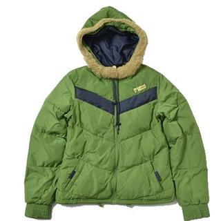 アディダス(adidas)の◆adidas original◆sizeS down JKT green(ブルゾン)