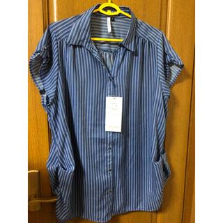 シマムラ(しまむら)のしまむら  大きいサイズ  4L(Tシャツ(半袖/袖なし))