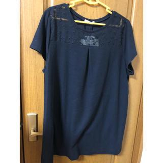 シマムラ(しまむら)のしまむら  大きいサイズ  3L(Tシャツ(半袖/袖なし))