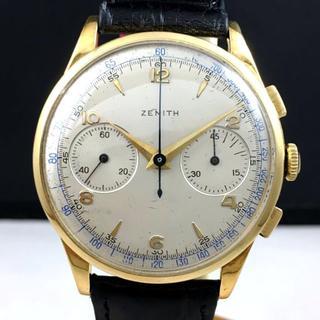 ゼニス(ZENITH)のZenith - Chronograph - 16518 - Men -1950(腕時計(アナログ))