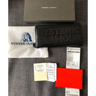 ヒステリックグラマー(HYSTERIC GLAMOUR)のヒステリックグラマー 長財布 ウォレット(長財布)