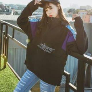 大人気♪【韓国ファッション JETS パーカー】(パーカー)