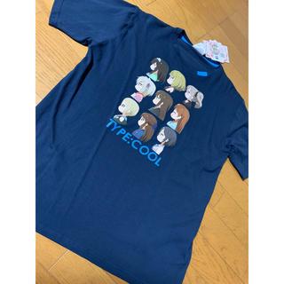 シマムラ(しまむら)のしまむら×シンデレラガールズ劇場.コラボTシャツ(Tシャツ/カットソー(半袖/袖なし))