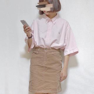 ムジルシリョウヒン(MUJI (無印良品))のナス様専用(ひざ丈スカート)