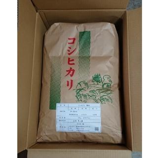 新米✨新潟コシヒカリ玄米30kg (米/穀物)