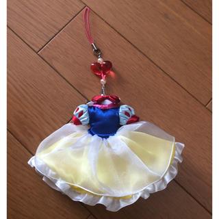 Disney - 白雪姫 ストラップ