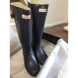 ハンター(HUNTER)のハンター レインブーツ UK5  24cm(レインブーツ/長靴)