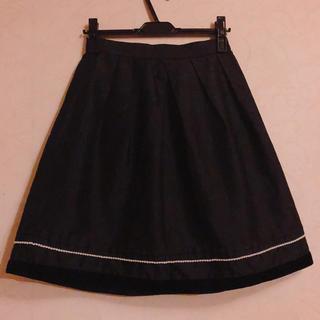 【Xmiss】膝丈スカート