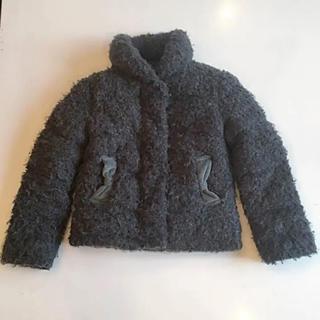GU - GU ジーユー★140㎝女の子★ショート丈 コート ★上着