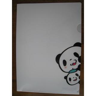 ラクテン(Rakuten)の楽天 お買いものパンダ A4クリアファイル ♪(ファイル/バインダー)
