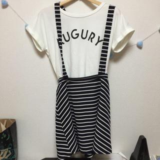 ジエンポリアム(THE EMPORIUM)のTシャツ+スカートセット(Tシャツ(半袖/袖なし))