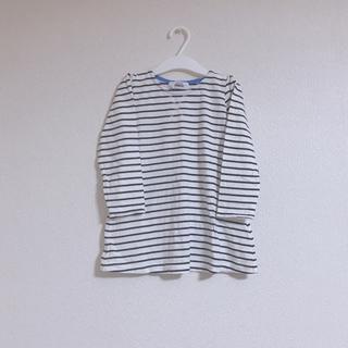 シマムラ(しまむら)のボーダー  ロンT(Tシャツ/カットソー)