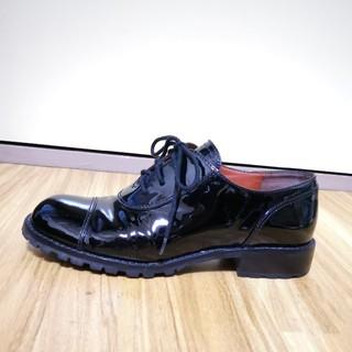 マークバイマークジェイコブス(MARC BY MARC JACOBS)の値下げマークジェイコブス マニッシュシューズ(ローファー/革靴)
