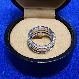 ブルガリ(BVLGARI)の77%OFF♪ 美品 BVLGARI リング #56 日本サイズは約16号(リング(指輪))