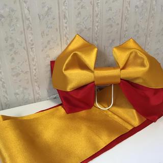 浴衣 作り帯 リボン セット(浴衣帯)