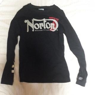 ノートン(Norton)のノートン Norton 長袖 シャツ Lサイズ パーカー ジャンパー(Tシャツ/カットソー(七分/長袖))