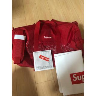 シュプリーム(Supreme)のsupreme bag(ボストンバッグ)