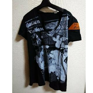 ジョンガリアーノ(John Galliano)のジョンガリアーノ 半袖Tシャツ(Tシャツ/カットソー(半袖/袖なし))