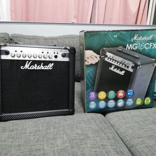 ギターアンプ Marshall マーシャル MG15CFX(ギターアンプ)