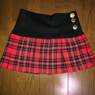 シマムラ(しまむら)のしまむら チェック柄スカート(ミニスカート)