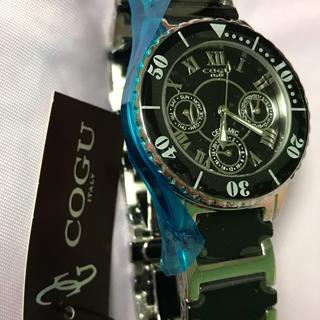 コグ(COGU)のCOGU ITALY ファッション腕時計(腕時計(アナログ))
