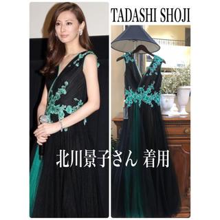 タダシショウジ(TADASHI SHOJI)の北川景子さん着用◆TADASHI SHOJIロングドレス(ロングドレス)