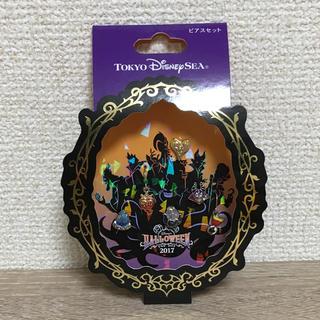 Disney - ディズニー ヴィランズ ピアスセット