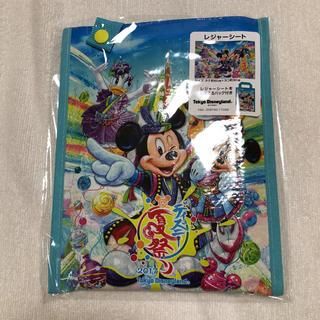 ディズニー(Disney)のディズニー レジャーシート(日用品/生活雑貨)