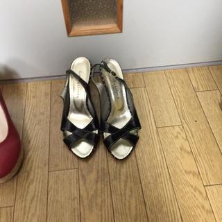 サンダル  まとめ買いは、0円(靴/ブーツ)