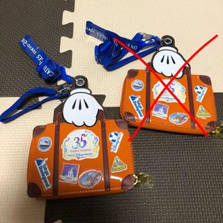 ディズニー(Disney)のバケーションパッケージ チケットホルダー(パスケース/IDカードホルダー)